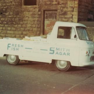 D – Commer Van, circa 1970